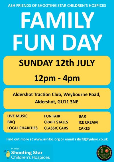 2020 FAMILY FUN DAY POSTER