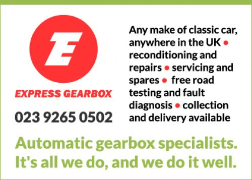 Express-Gearbox